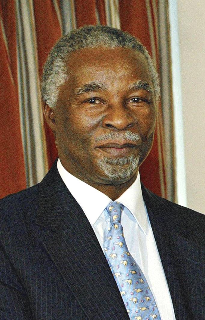 Zimbabwe - Thabo Mbeki and Aziz Pahad /static/South_Africa/SthAfrica.ThaboMbeki.01.jpg