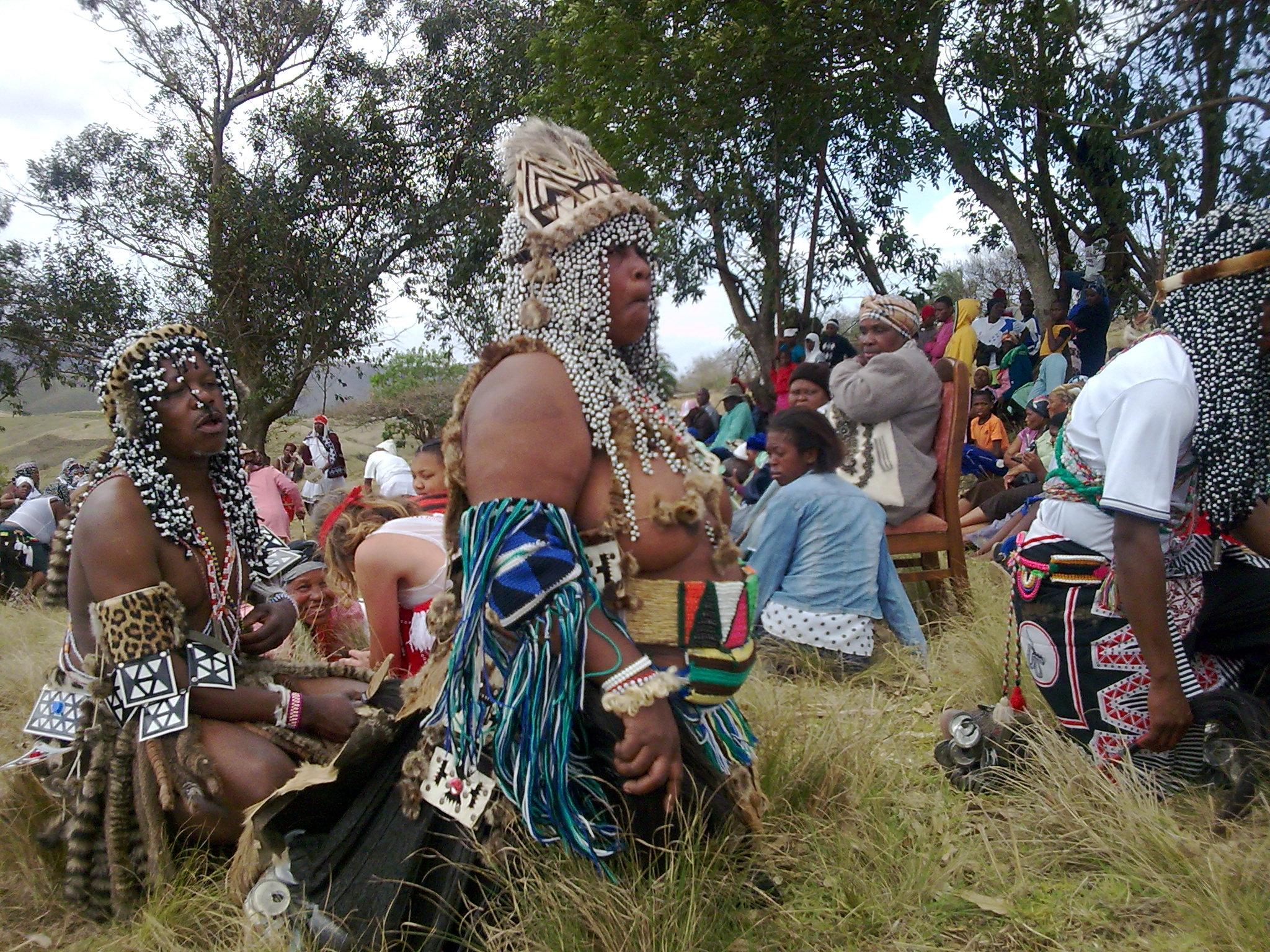 Annual Sangoma ceremony in Zululand /static/Zulu/Image014.jpg