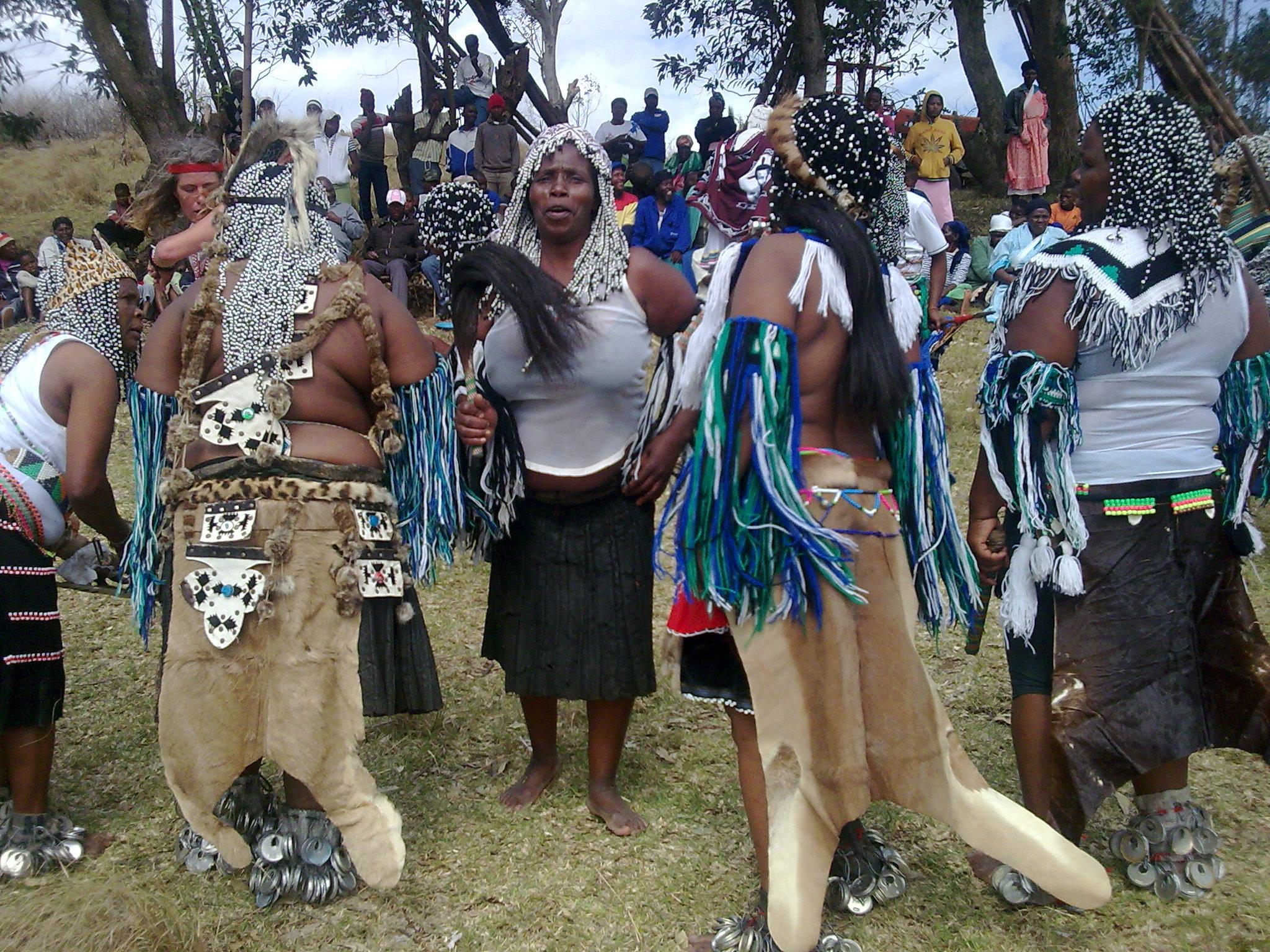 Annual Sangoma ceremony in Zululand /static/Zulu/Image017.jpg