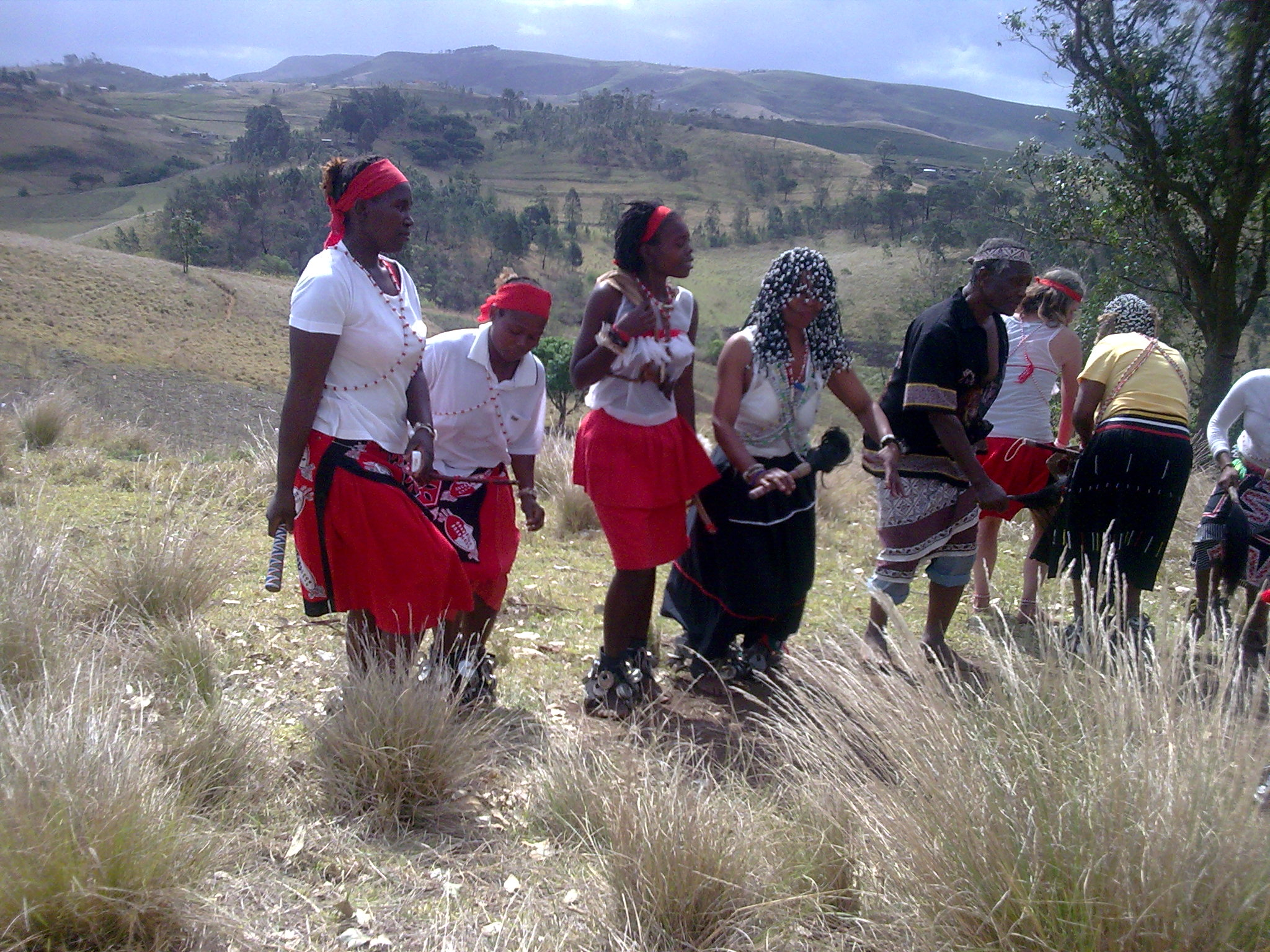 Annual Sangoma ceremony in Zululand /static/Zulu/Image039.jpg