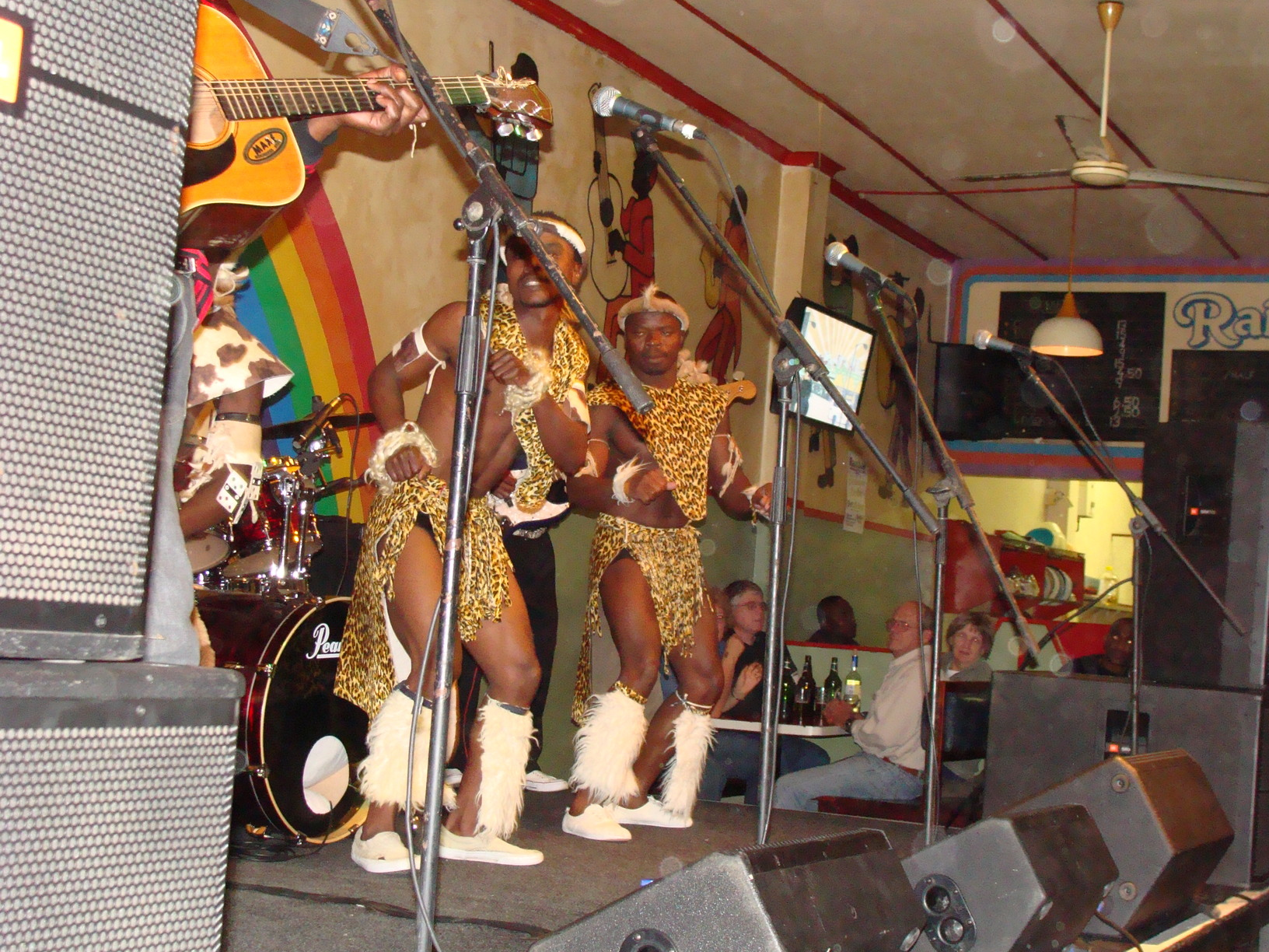 Annual Sangoma ceremony in Zululand /static/Zulu/shabalala.jpg