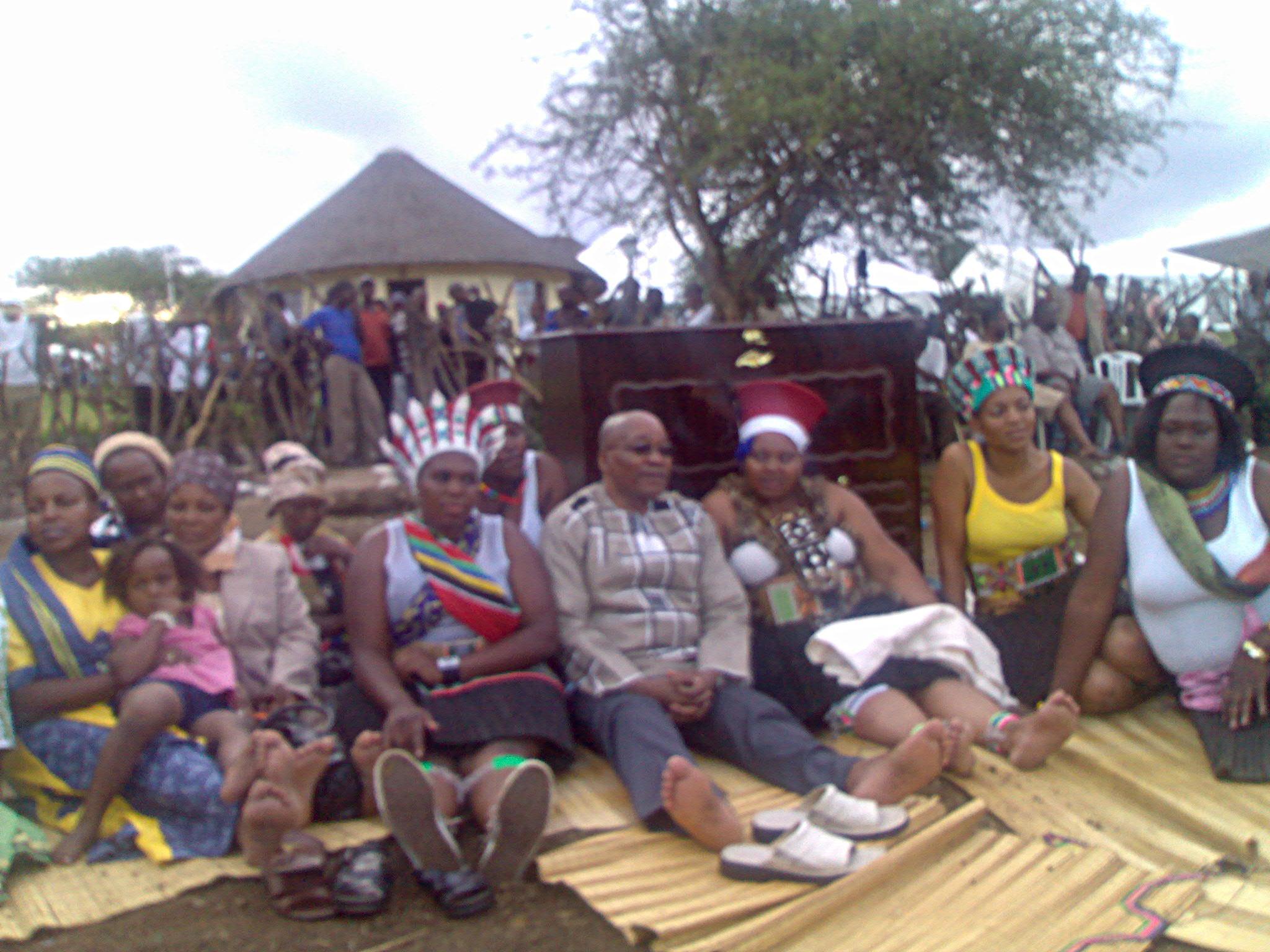 Jacob Zuma: president of South Africa /static/Zulu/zuma2.jpg